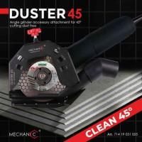 SET DUSTER 45 & EGDE DRY HEXAGON 125 mm