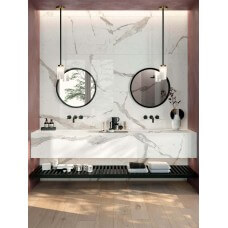 Badrumsmöbler måttanpassad tvättställ